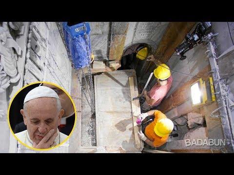 Finalmente, El Vaticano Abrió La Tumba De Cristo...