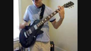 Every Time I Die Champing at the Bit Guitar Cover