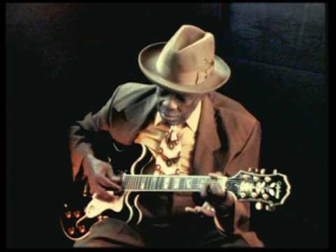 John Lee Hooker - Dimples (Official Music Video)