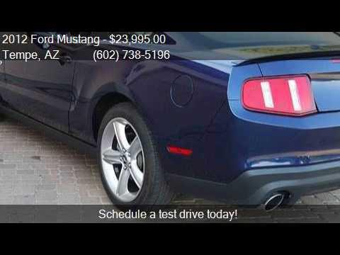 Video of '12 Mustang - LRQ4