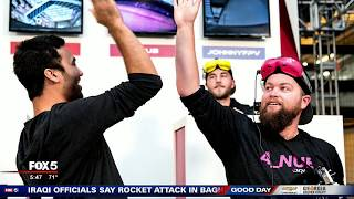 Georgia Tech team helps drone racing league