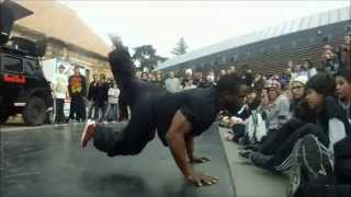 Би-Бой Джуниор Стиль - нижний брейк данс чампион мира B-boy Junior Style  Strong Monster