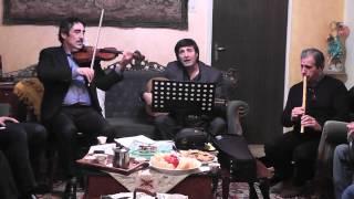 تحميل و مشاهدة سهرة طربية ابراهيم عزام وسيمون شاهين 2014 جزء 1 MP3