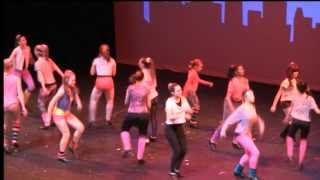 Fame - The Musical Performance with Sloane and Katrina