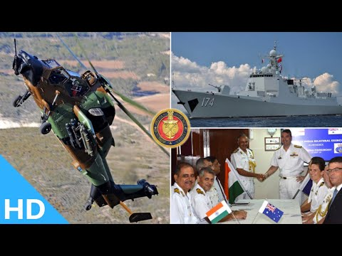 Indian Defence Updates : India's 10000Cr Defence Export,China's New Type-56D,India Australia COMCASA
