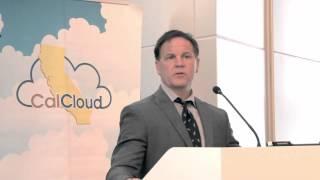 CalCloud Executive Symposium - Chris Cruz Part 1