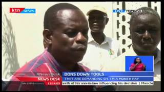 Mombasa Technical University workers down tools, say they will not obey the court order