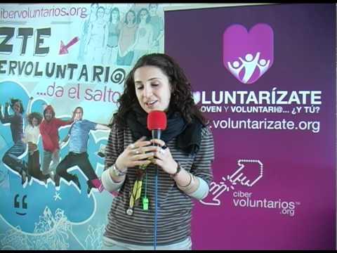 Testimonios de Voluntari@s: Voluntarízate con nosostr@s