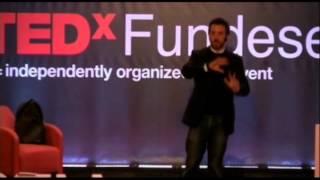 TEDx Fundesem - Fernando De La Rosa Reinventing Business Education
