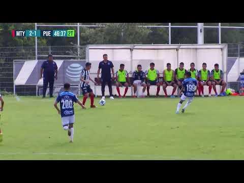 🔴📹| #RayadosEnDirecto Rayados vs Puebla Sub 20