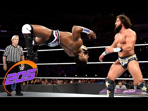 Download Cedric Alexander vs. Tony Nese: WWE 205 Live, Oct. 10, 2018 HD Mp4 3GP Video and MP3