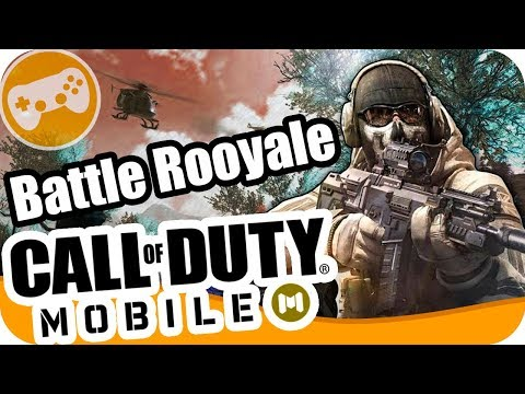 CALL OF DUTY MOBILE MODO BATTLE ROYALE! | EpsilonGamex