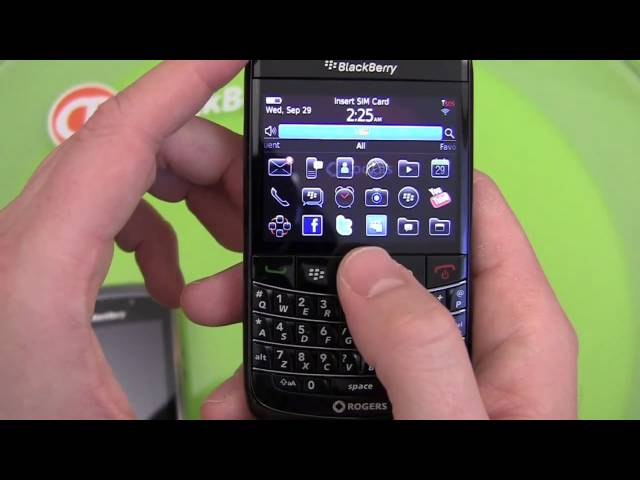 BlackBerry Bold 9780 specs, review, release date - PhonesData