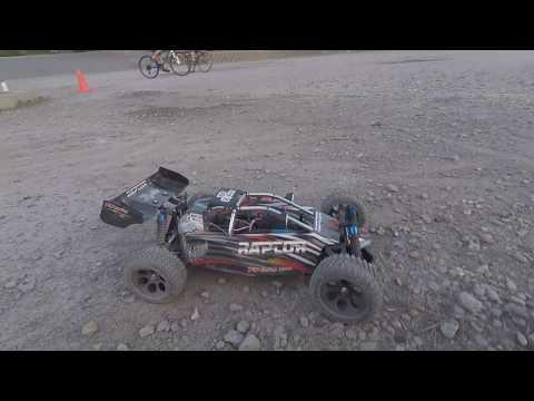 FS Racing 53632 Brushless 1/10 4WD BAJA Buggy RTR Bashing Test