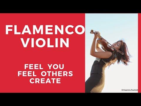 Violin Flamenco con Baile