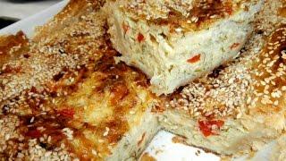 מתכון מנצח לפשטידת גבינות וירקות טעימה ופשוטה להכנה