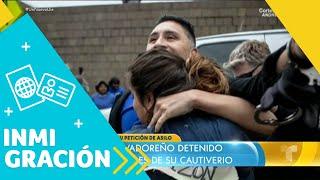 ¡El periodista salvadoreño detenido por ICE cuenta todo! | Un Nuevo Día | Telemundo