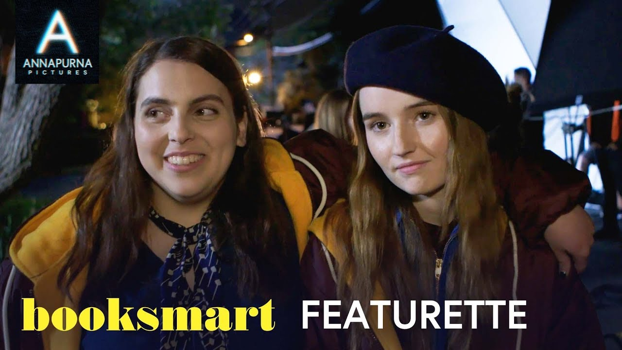 Booksmart - Becoming Best Friends