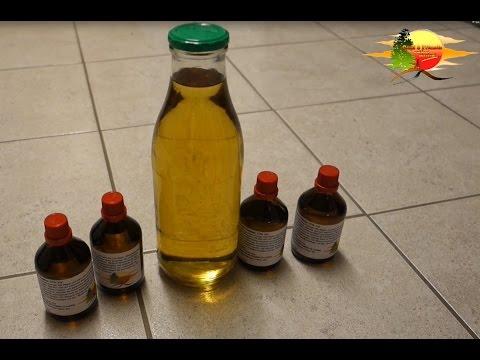 Die Behandlung des Ekzems bienen-