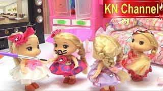 Đồ chơi trẻ em Búp bê KN Channel chơi trò chơi dân gian   Đồ chơi trẻ em CỦA BÉ NA
