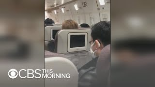 Overnight flight evacuates 201 Americans out of Wuhan