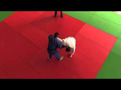 Judo Copa de España Absoluta Pamplona (Cablecam 1)