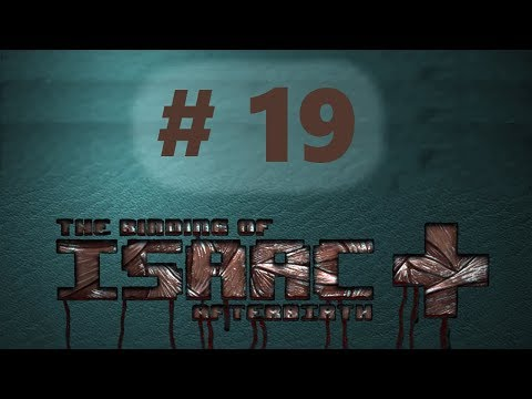 Český Let'sPlay The Binding of Isaac: Afterbirth + #19