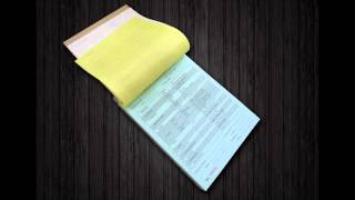 preview picture of video 'Butterworth Bill Book, Business Form, Design, Printing, Delivery in Butterworth Penang Malaysia'