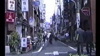 Tokyo drive  - Tokio road trip - Japan