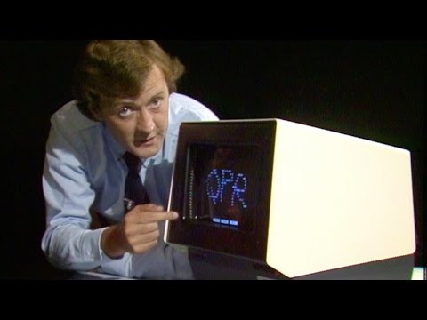 This Is What Touchscreens Were Like In 1982