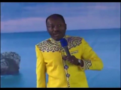 #Apostle Johnson Suleman(Prof) #April 2016 Fire And Miracle Night #1of2