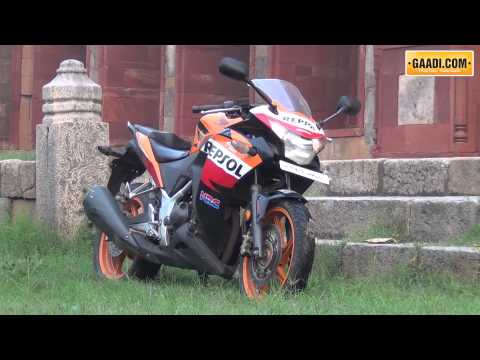 Honda CBR250R Repsol Edition India, Review