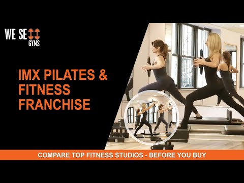 , title : 'IMX Pilates & Fitness Franchise    Barre & Cycling