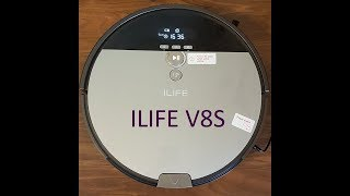 iLife V8s Robot Vacuum Cleaner unboxing