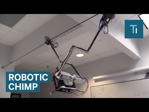 This robotic chimp could change how we grow food