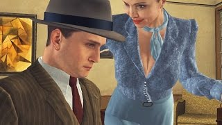 L.A Noire - Phần 3: Em thư ký giám đốc ngực to như 2 quả bưởi