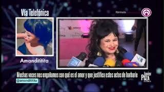 Javier Poza Entrevista A Amandititita