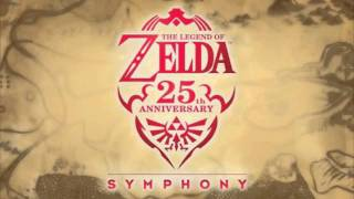 Zelda 25 Anniversary Special Orchestra CD - Ballad Of The Goddess From Skyward Sword (8)