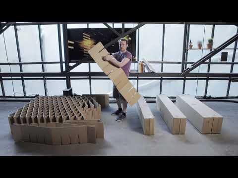 ROOM IN A BOX |Das Bett 2.0 - Funktionsweise