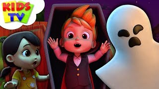 It's Halloween Night   Boom Buddies Halloween Videos   Scary Nursery Rhymes For Kids