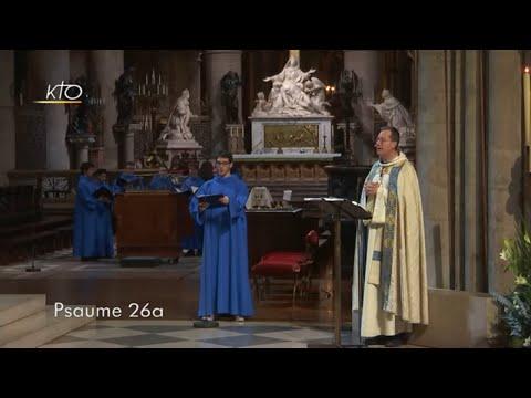 Vêpres à Notre-Dame de Paris du 16 janvier 2019