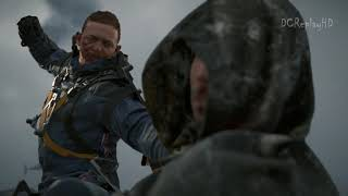 Higgs Final Encounter & Fight (Sam Defeats Higgs) - Death Stranding 2019