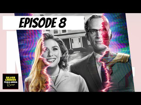 WandaVision Episode 8 - Vision Will Be Grieving in the End