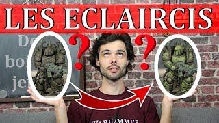 COMMENT ECLAIRCIR VOS FIGURINES ? - De La Boite Au Jeu #5