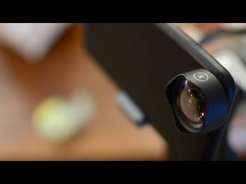 Moment 18mm Wide Angle Lens for Smartphones & Tablets – [Review]