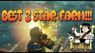 TOP 5 BEST 3 STAR Consistent farming locations MAX LVL!! Fallout 76