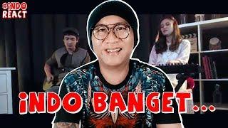 Ayda Jebat Feat. Adi Priyo   Pinjamkan Hatiku #INDOREACT