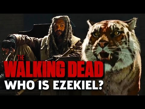 The Walking Dead's Ezekiel: Five Things You Need To Know