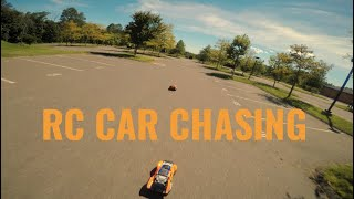 RC Car Chase | FPV