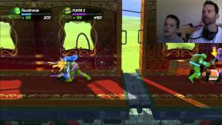 TMNT TURTLES IN TIME GAMEPLAY: BURY MY SHELL AT WOUNDED KNEE